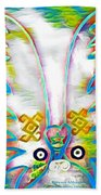 Angelic Healing Hand Towel