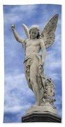 Angelic Peace And Beauty Bath Towel