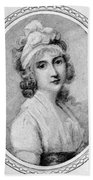 Angelica Schuyler Church Bath Towel