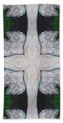 Angel's Cross Bath Towel
