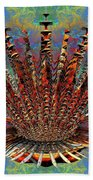 Angels Crown-cosmic Stew Bath Towel