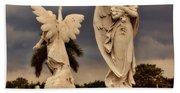 Angels In Havana Hand Towel
