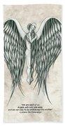 Angels Hand Towel