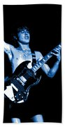 Angus The Rocker 1978 Bath Towel