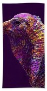 Animals Species Mixed Forest  Hand Towel