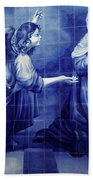 Annunciation Bath Towel
