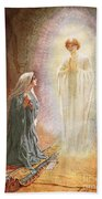 Annunciation Bath Towel