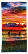 Another Day At The Beach Bath Towel