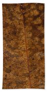 Another Touch Of Fall Bath Towel
