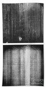 Anti-kaon Beam For Xi Experiment Bath Towel