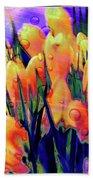 Anticipating Spring Bath Towel by Barbara Berney