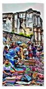 Antigua Market Bath Towel