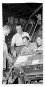 Antineutron Discovery Team, 1956 Bath Towel