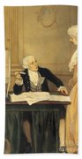Antoine-laurent Lavoisier Bath Towel