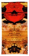 Apache Picture Jasper Bath Towel