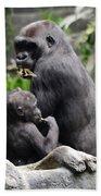 Apes Bath Towel