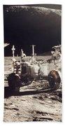 Apollo 15, 1971 Hand Towel