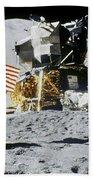 Apollo 15: Jim Irwin, 1971 Hand Towel