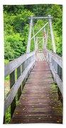 Appalachian Bridge Bath Towel