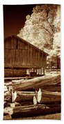 Appalachian Saw Mill Bath Towel