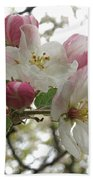 Apple Blossoms - Wild Apple Bath Towel