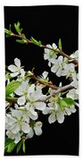 Apple Blossoms 2 Bath Towel