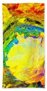 Apples And Sunshine Bath Towel