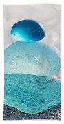 Aquamarine Ice Bath Towel