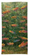 Aquarium Bath Towel