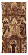 Aragon: Jesus & Disciples Bath Towel