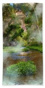 Aravaipa Creek Bath Towel