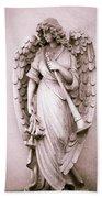 Archangel Gabriel Bath Towel