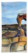 Arches National Park Bath Towel