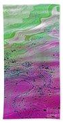 Arizona Oil 4 Bath Towel