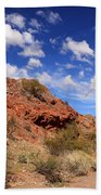 Arizona Red Rock Bath Towel
