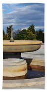 Arlington National Cemetery Memorial Fountain Bath Towel