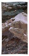 Art Print Canyon 15 Bath Towel