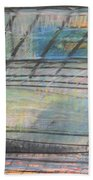 Artists' Cemetery Bath Towel