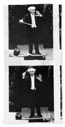 Arturo Toscanini Bath Towel