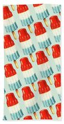 Bomb Pop Pattern Bath Towel