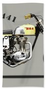 The Bsa 441 Victor Bath Towel