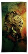 Skull Lord IIi Bath Towel
