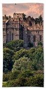 Arundel Castle Bath Towel