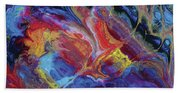 Ascetic Combustion Hand Towel
