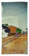 Ashland Station Bath Towel