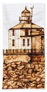 Ashtabula Harbor  Hand Towel