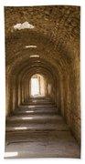Asklepios Temple Passageway Bath Towel