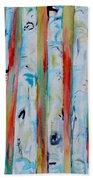 Aspens Abstract IIi Bath Towel