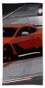 Aston Martin Vantage Gt12 Bath Towel