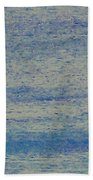 At Evening Anchor Hand Towel